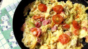 Omleta taraneasca