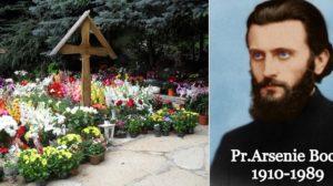 """Parintele Arsenie Boca: """"Pentru cel ce varsă o lacrimă la mormântul meu, eu mă voi ruga la Dumnezeu!"""""""
