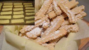 Cei mai delicioși biscuiți după rețeta bunicii care îți vor răscoli amintirile copilărie!