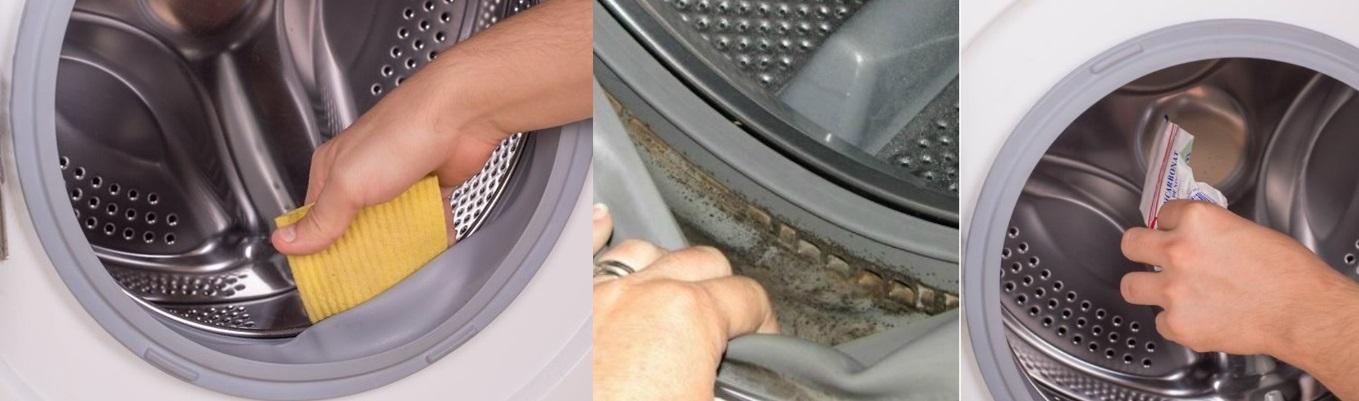 5 trucuri pentru a curata masina de spalat