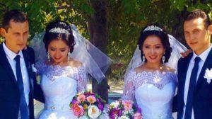 Incredibil cum i-a unit soarta. Află cum telenovela a venit pe scena vieții. Doi băieți de gemeni s-au căsătorit cu două fete gemene! Aceștea au multe lucruri nemaipomenite în comun!