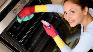 Iata modul cel mai eficient de a curata cuptorul aragazului