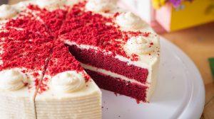 """Tortul  """" Catifea roşie """"  , simplu si minunat de bun"""