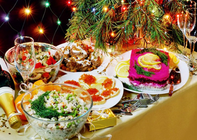Ce punem pe masa de Revelion? Vezi aici retete cu cele mai savuroase preparate pentru noaptea dintre ani!