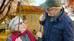 Acesti batranei de 70 de ani au decis sa divorteze. Motivul? Mi-au dat lacrimile