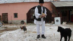 Cel mai bătrân angajat din România!  La cei 99 de ani lucrează cu contract de muncă !