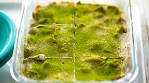 Tiramisu cu ceai verde