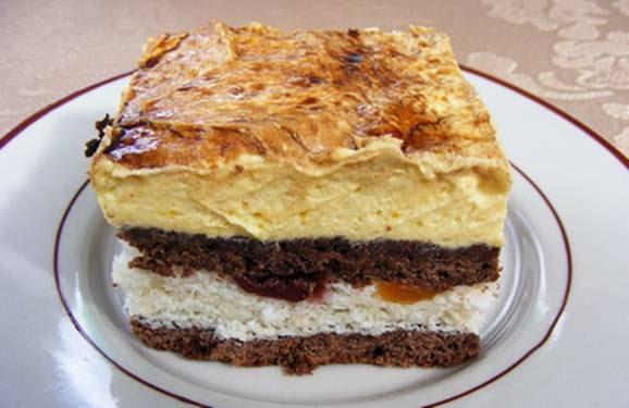 Prăjitură Franţuzeasca