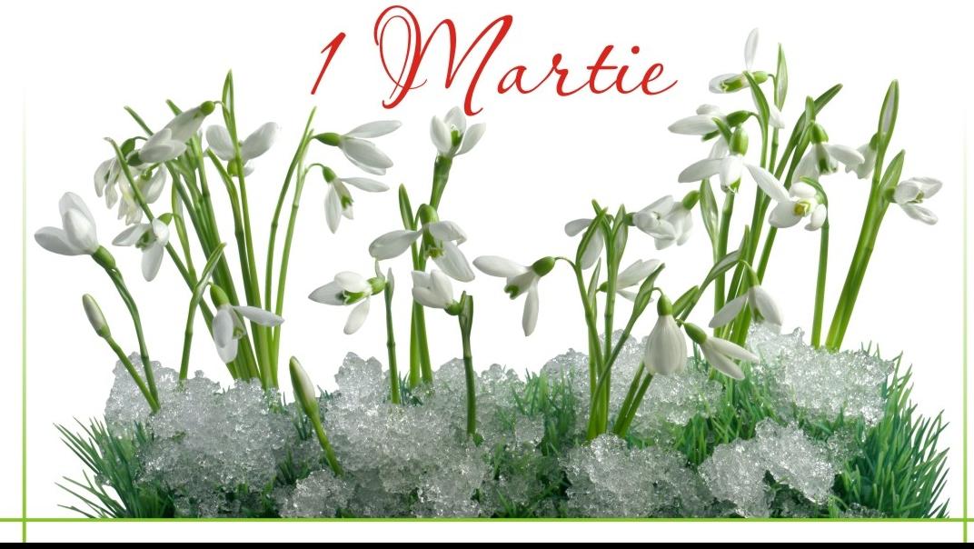 Mesaje si Urari de 1 Martie.  Cele mai frumoase mesaje şi urări de 1 Martie pe care le poţi trimite persoanelor importante cu ocazia venirii primăverii