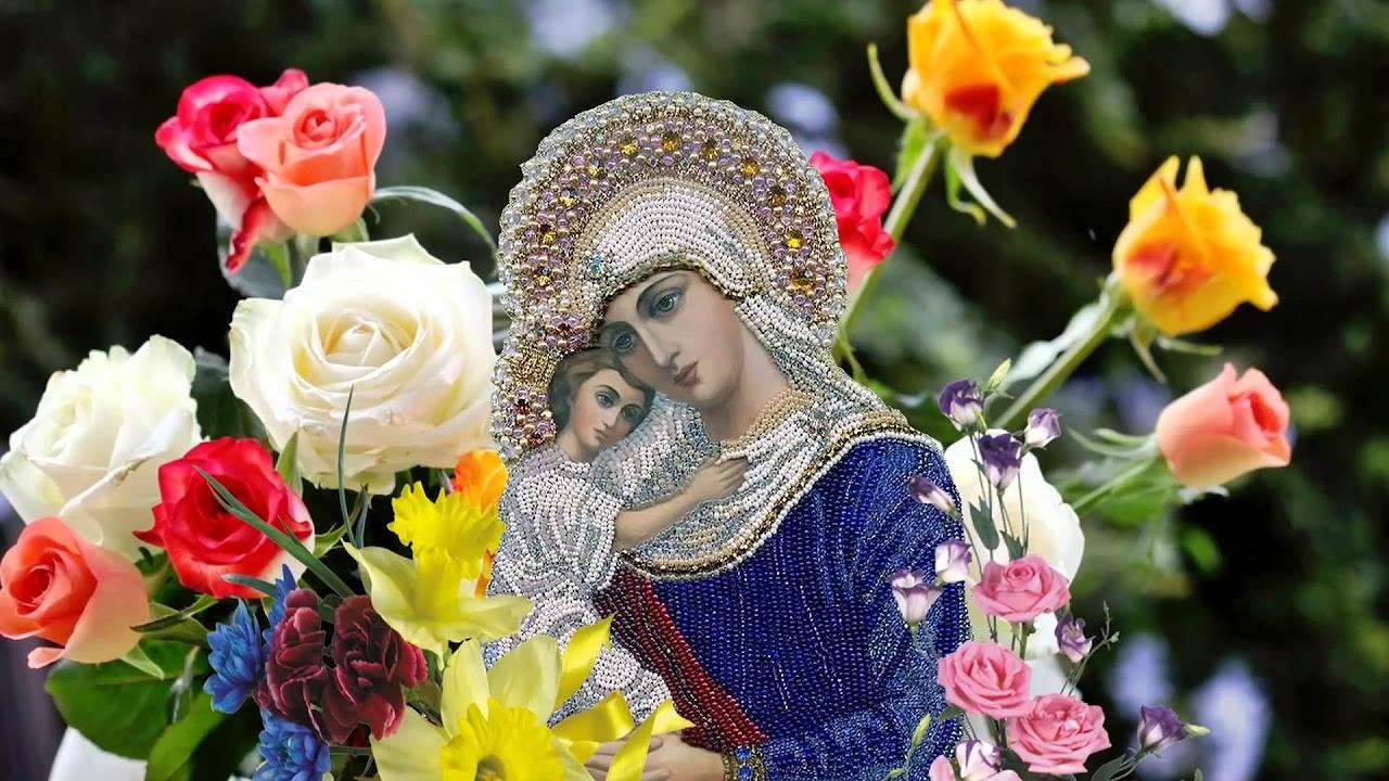 Rugaciune catre Maica Domnului care desface nodurile(necazurile)