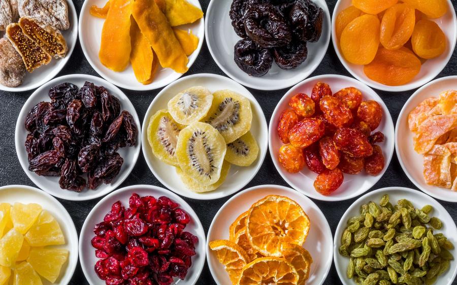 11 fructe uscate ce înlocuiesc multe medicamente