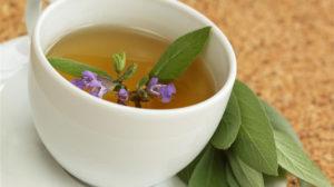Ceaiul de salvie are efecte puternice împotriva oricărei bacterii