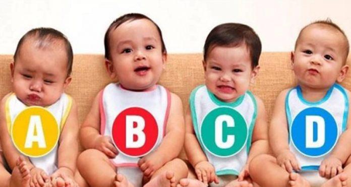 Care dintre acești bebeluși este fetiță? Testul simplu care îți dezvăluie lucruri interesante despre personalitatea ta