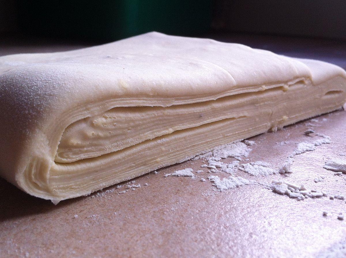 Aluat fraged clasic – aluat frantuzesc facut in casa pentru placinte la cuptor