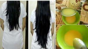 Acest balsam făcut în casă stimulează creșterea părului și îl face sanatos  și mai strălucitor dupa numai două săptămâni de la folosire