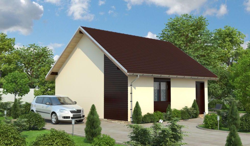 Proiecte de case de lemn ieftine. Super prețuri, începând de la 6.800 de euro!