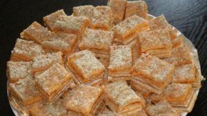 Cea mai delicioasa prajitura de post, facuta CU SUC DE ROSII