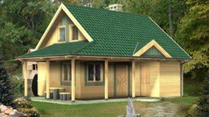 Proiecte de case sub 30.000 de euro la cheie. Locuințe frumoase, moderne si practice la preț de garsonieră!