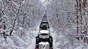 Un lung tren ne pare viața
