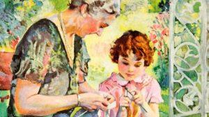 Dragostea dintre bunică și nepoți sau nepoate este pentru totdeauna – Iată care sunt motivele