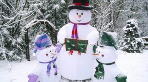 Istoria neștiută a Omului de Zăpadă!