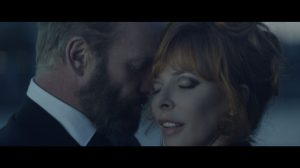 (Video) Un clip despre dragoste extraordinar de pasional: Sting și Mylène Farmer