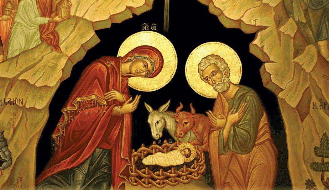 De ce umblă sfinții părinți cu icoana înaintea de Sarbatoarea Crăciunului