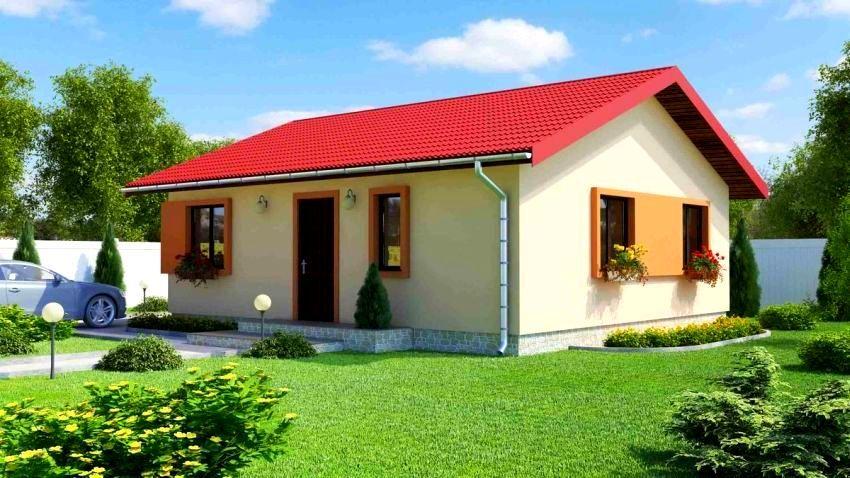 Case mici pană in 70 m2 – 3 proiecte detaliate