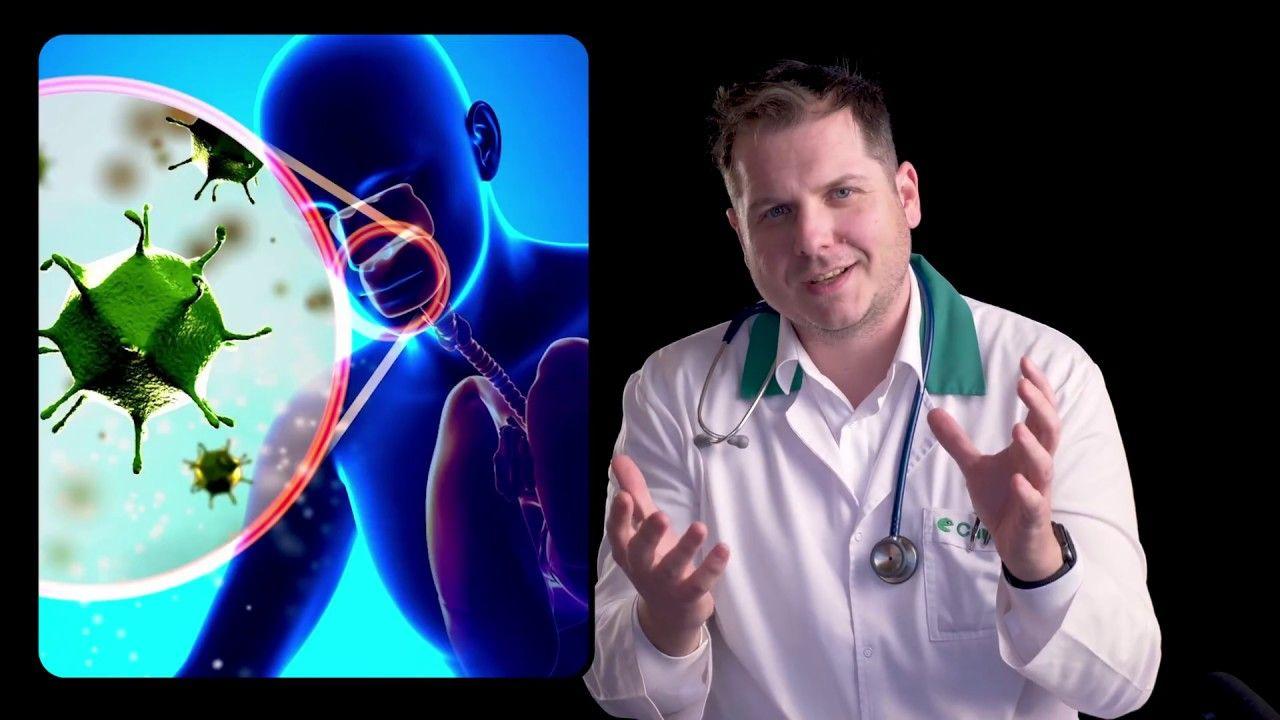 Medicul pneumolog, Radu Crișan ne învață cum să ne curatam plamanii simplu si natural