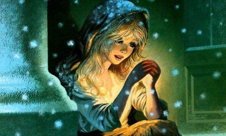 Fetiţa cu chibrituri – cea mai frumoasă și emoționantă poveste de iarnă