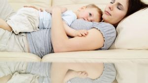 Pilda femeii care era mereu îngrijorată pentru copilul ei…
