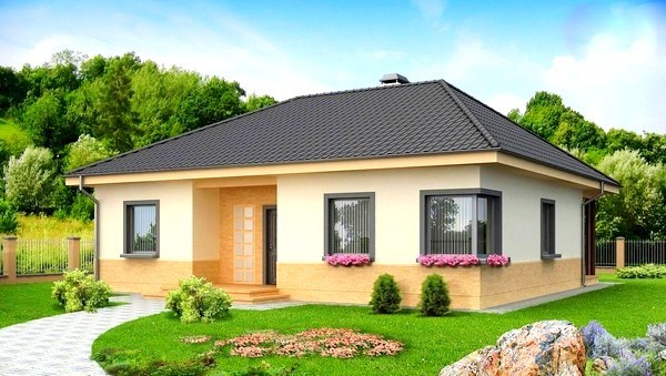 Casă elegantă în suprafață de 111 m² cu un interior de vis, ce merită văzut!