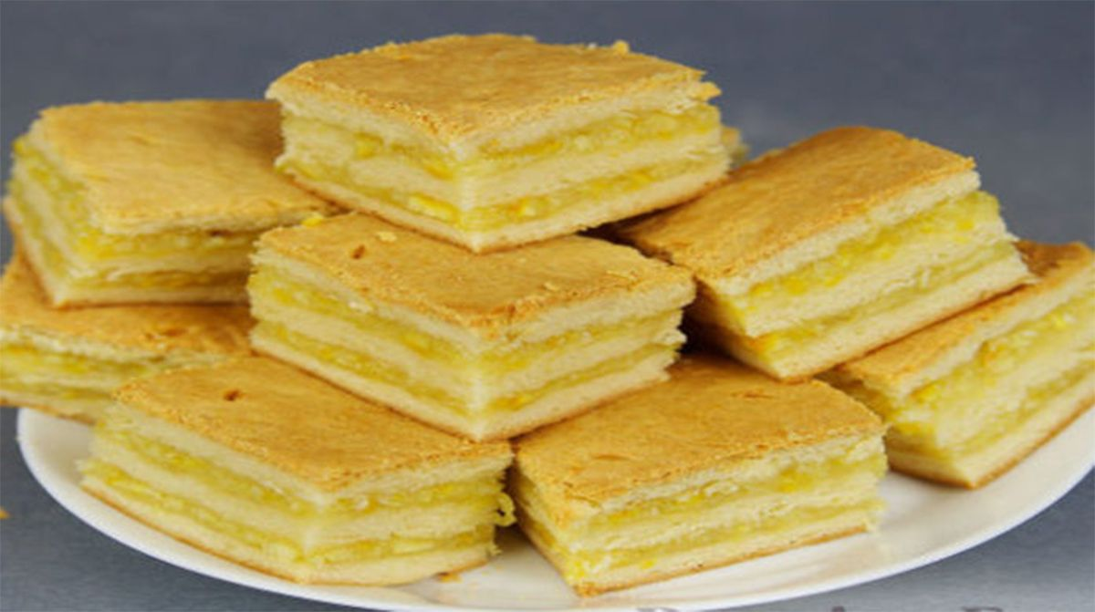 Cele mai fine prăjituri cu cremă de lămâie și portocale – o rețetă incredibil de simplă!