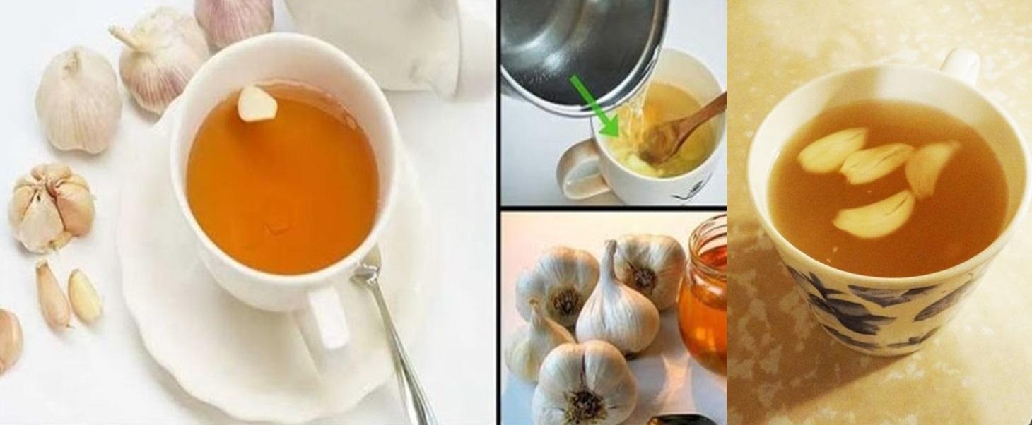 Ceaiul de usturoi – remediu din strămoși pentru imunitate, afecțiuni respiratorii și cardiovasculare