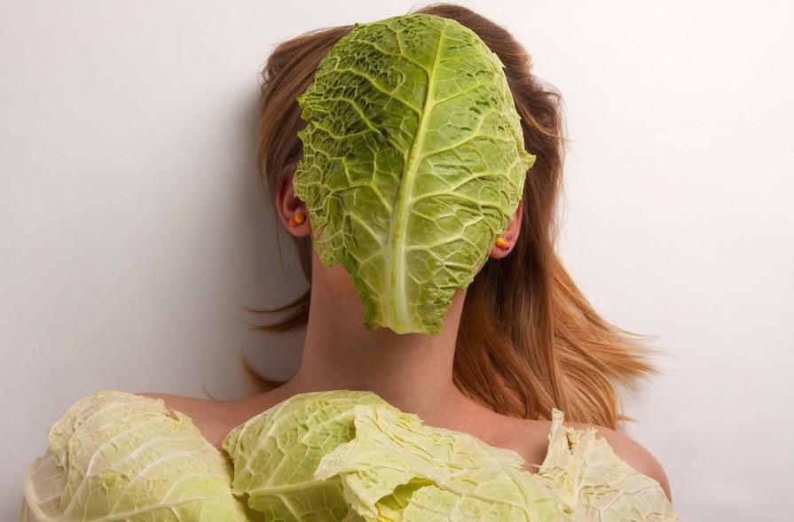 Frunzele de varză proaspătă absorb aproape toate bolile din corpul uman