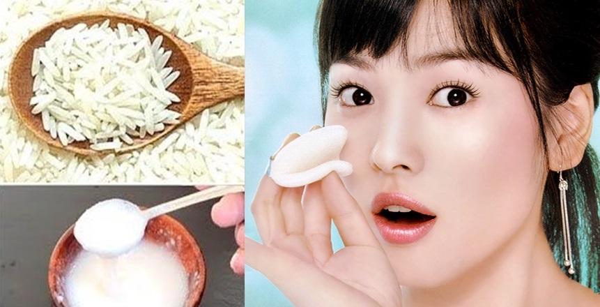 Crema coreeana de orez pentru o piele perfecta. Simplu, ieftin, eficient