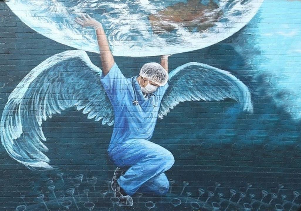 Medicul tratează, Dumnezeu vindecă!