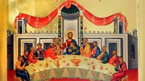 Rugăciunea din Sfânta şi Marea joi! Are putere foarte mare, în ziua când Hristos a instituit Sfânta Împărtăşanie, S-a rugat pentru noi cu rugăciunea cea mai presus de fire şi a fost vândut de ucenicul Său!