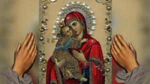 Rugăciunea la icoana Maicii Domnului Sporitoarea Grânelor ne aduce pâinea cea de toate zilele! Face minuni cu credincioșii care i se închină cu evlavie și se roagă înaintea ei