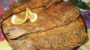 Peștele consumat în ziua cu dezlegare la pește are puteri tămăduitoare!