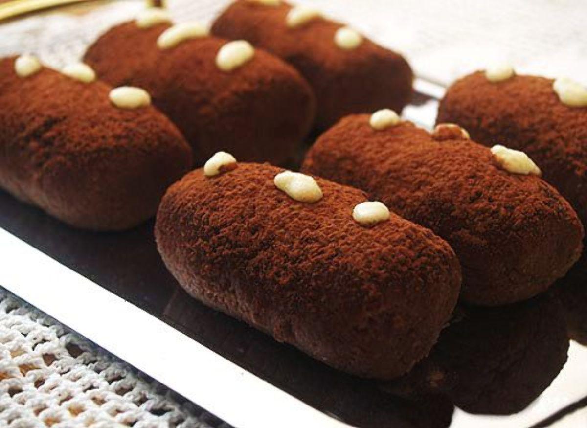 """Prăjitură """"Cartof"""" – un deliciu clasic rusesc, cu multă ciocolată și fără coacere"""