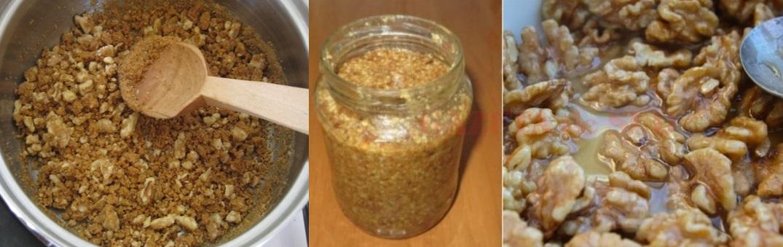 Amesteca nuci, miere si scortisoara si vezi ce poti trata cu acest preparat delicios