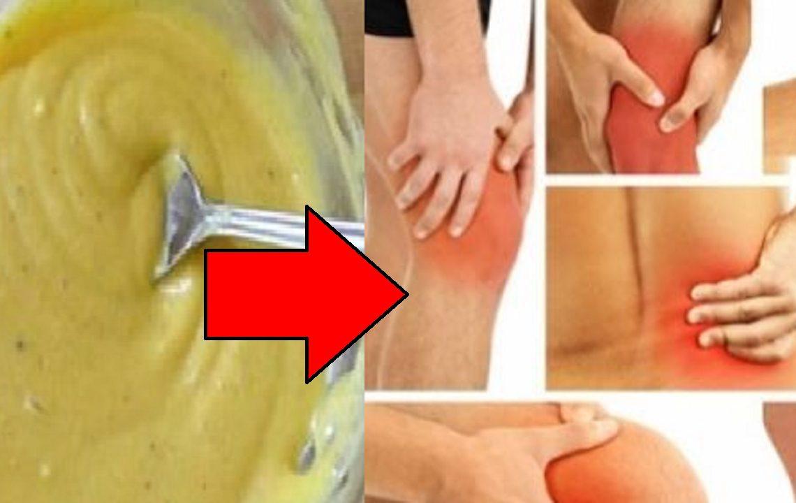 Crema care ameliorează durerile articulare. Cum o prepari la tine acasă