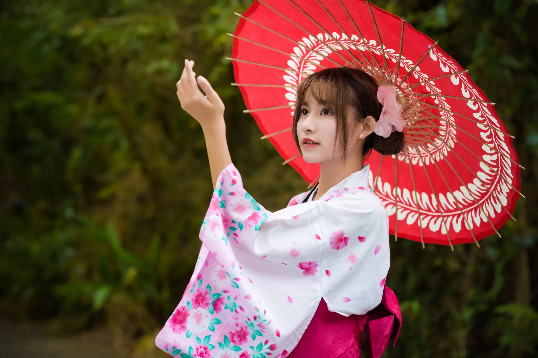 Красивые женщины японии фото