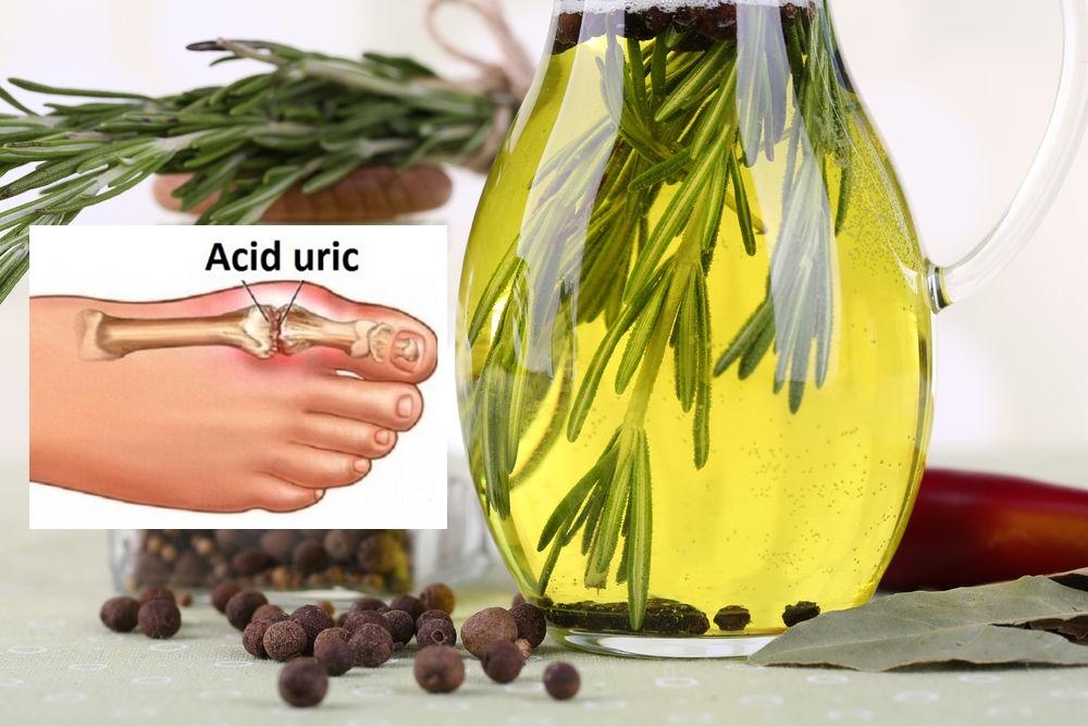 Uleiul care îndepărtează acidul uric din sânge, tratează anxietatea și te ajută să te lași de fumat!