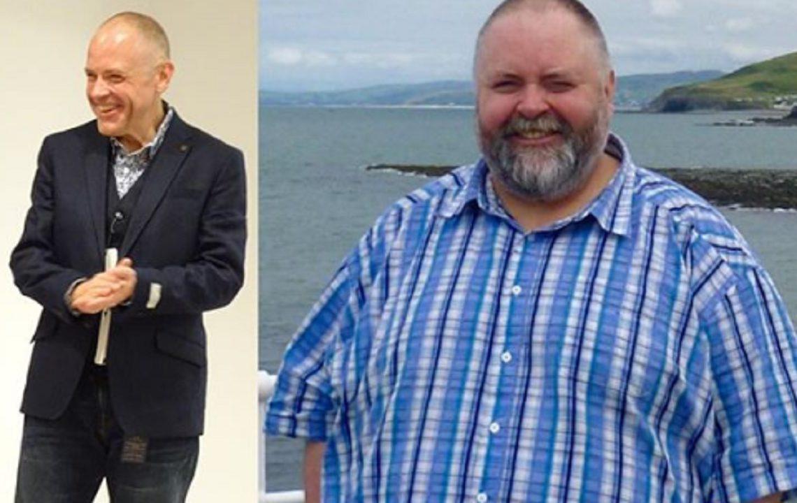 A slăbit 127 de kilograme în 2 ani de zile consumând în special două preparate alimentare