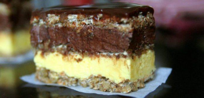 Rețeta originală pentru Prăjitura Alcazar – Nici nu mai ai nevoie de altceva