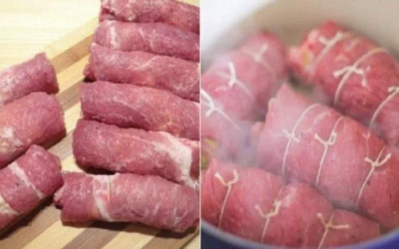 Din carne bătută puteți pregăti nu doar șnițele! Aceasta mâncare e mult mai gustoasa și sățioasa