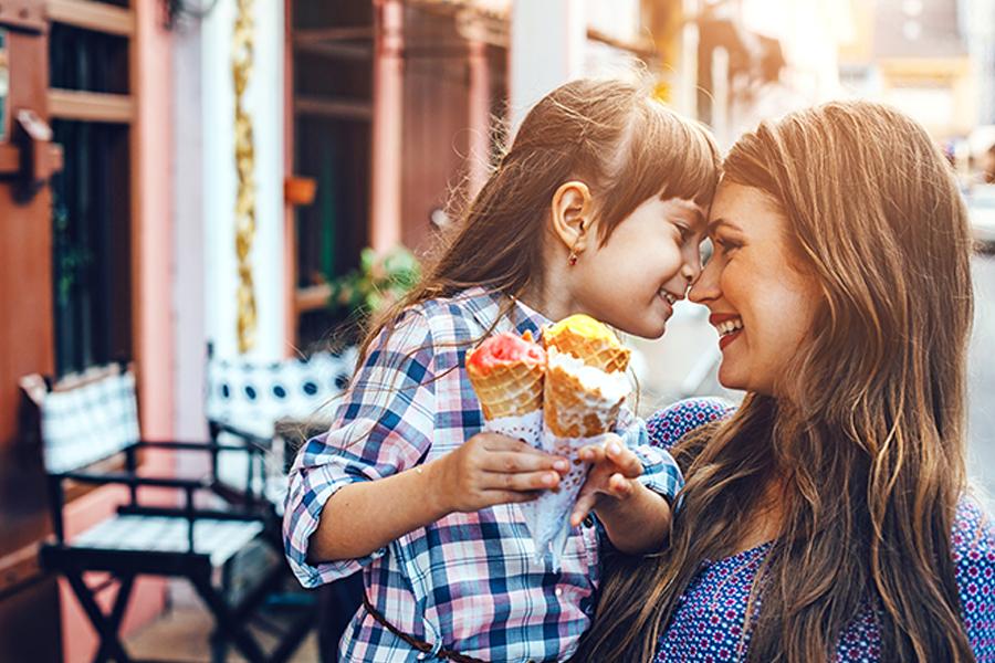Nu pot greși copiii cât pot ierta părinții…