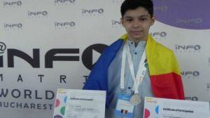 Copilul de la țară care a învățat singur informatica și a ajuns olimpic internațional